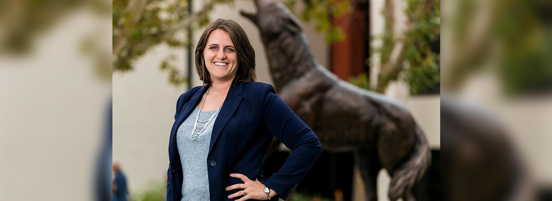 CSUSB announces new associate vice president for Enrollment Management