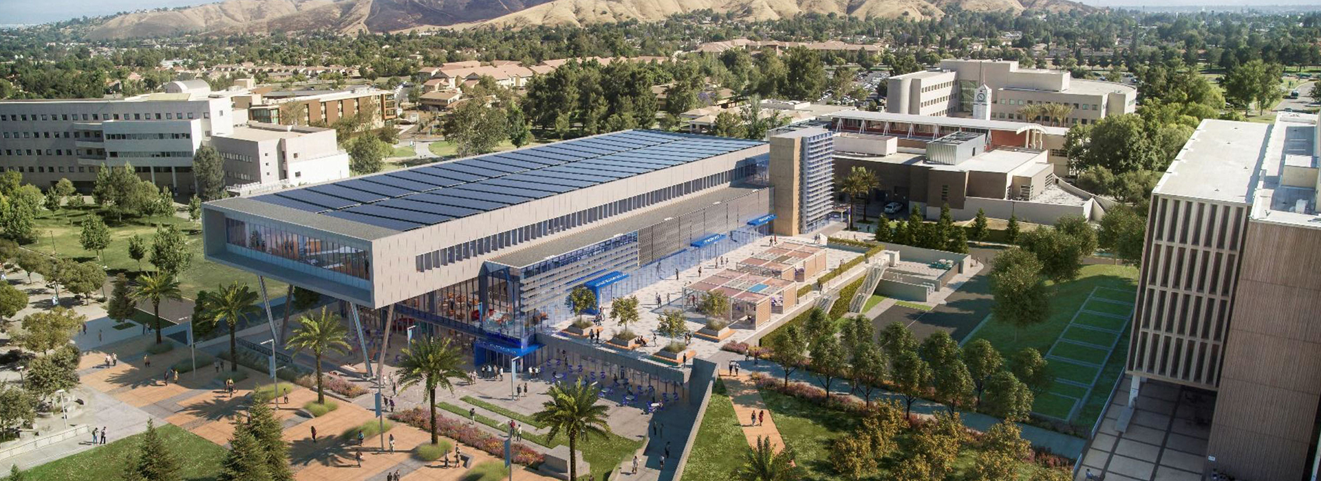 Groundbreaking ceremony for CSUSB's Santos Manuel Student Union expansion set for June 4