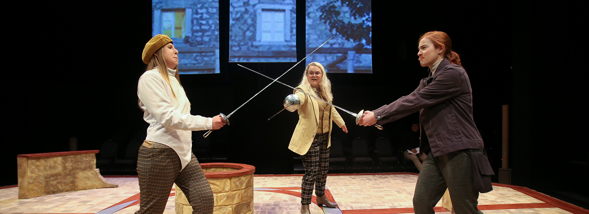 CSUSB Theatre Arts presents Shakespeare's classic comedy 'Twelfth Night'