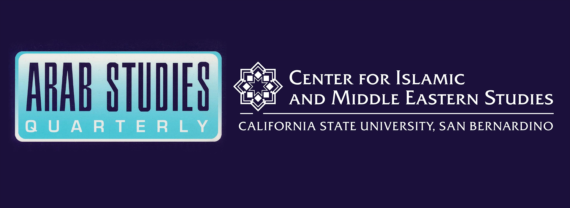 CSUSB Center for Islamic and Middle Eastern Studies and Arab Studies Quarterly to host first joint academic conference