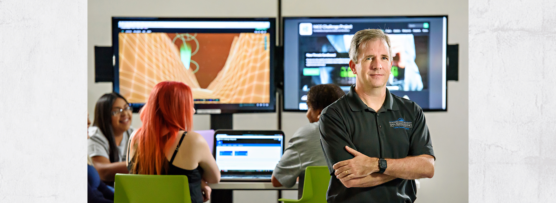 CSUSB's world class cybersecurity program continues to excel