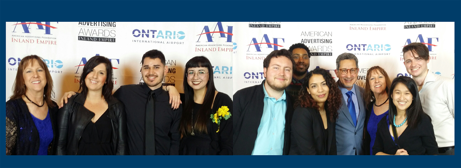 Coyote Radio & Advertising wins big at the AAF Awards