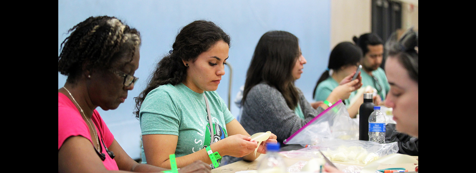 More than 700 of CSUSB family to volunteer for seventh annual Coyote Cares Day