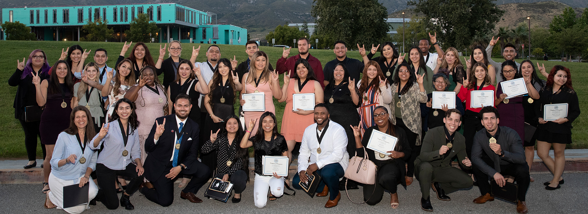 CSUSB's Educational Opportunity Program celebrates its graduating students