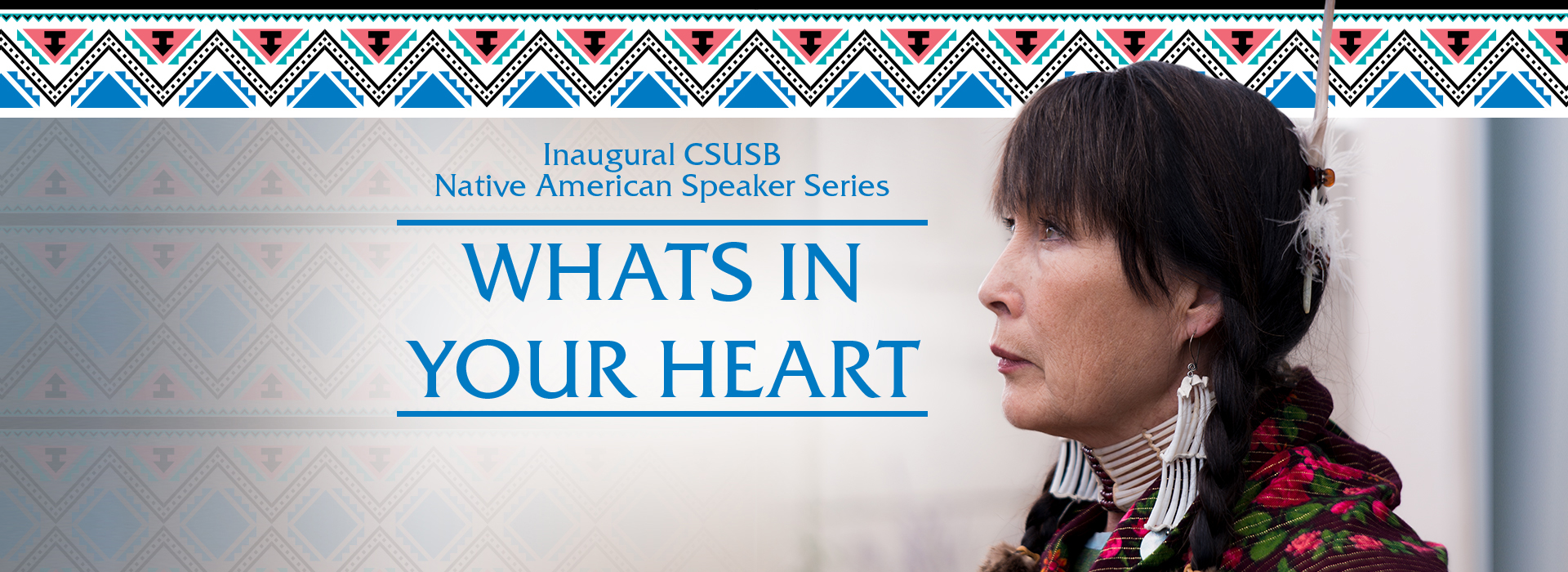 CSUSB to launch Native American speaker series featuring Charlene Teters, Native American artist and educator