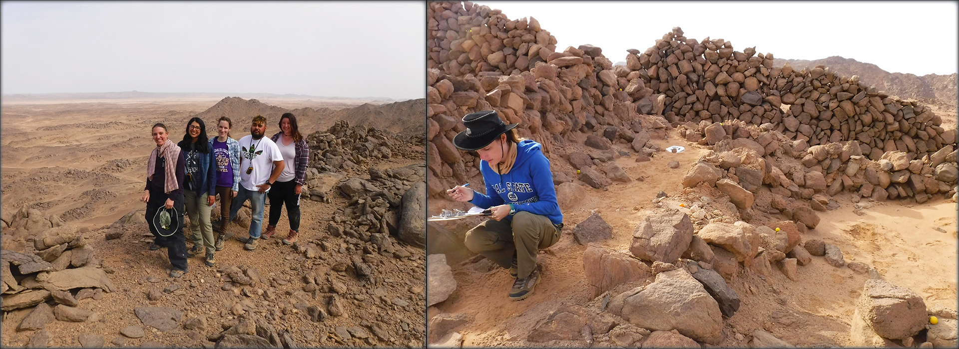 Expedition in Egypt directed by CSUSB professor awarded Archaeological Institute of America grant