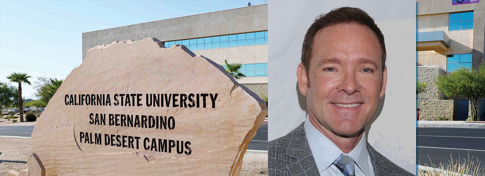 CSUSB Palm Desert Campus hires new director of development