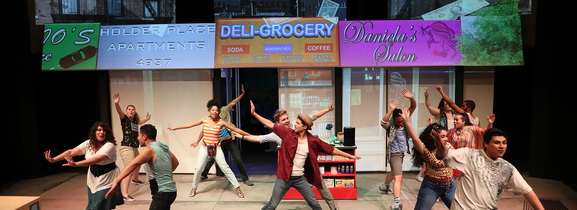 Tony Award winning 'In The Heights' closes out CSUSB's Season to Shout About