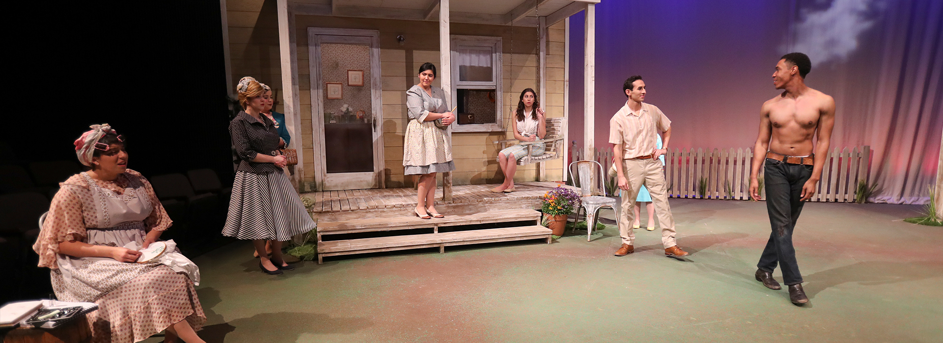 CSUSB Department of Theatre Arts presents 'Picnic'