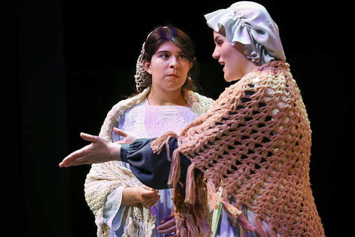 """Written by a culturally diverse group of writers, with equally diverse characters, some of the short plays in """"Rowing to America"""" offer unsettling views of the tragedy and pain that drove people to leave their homelands."""