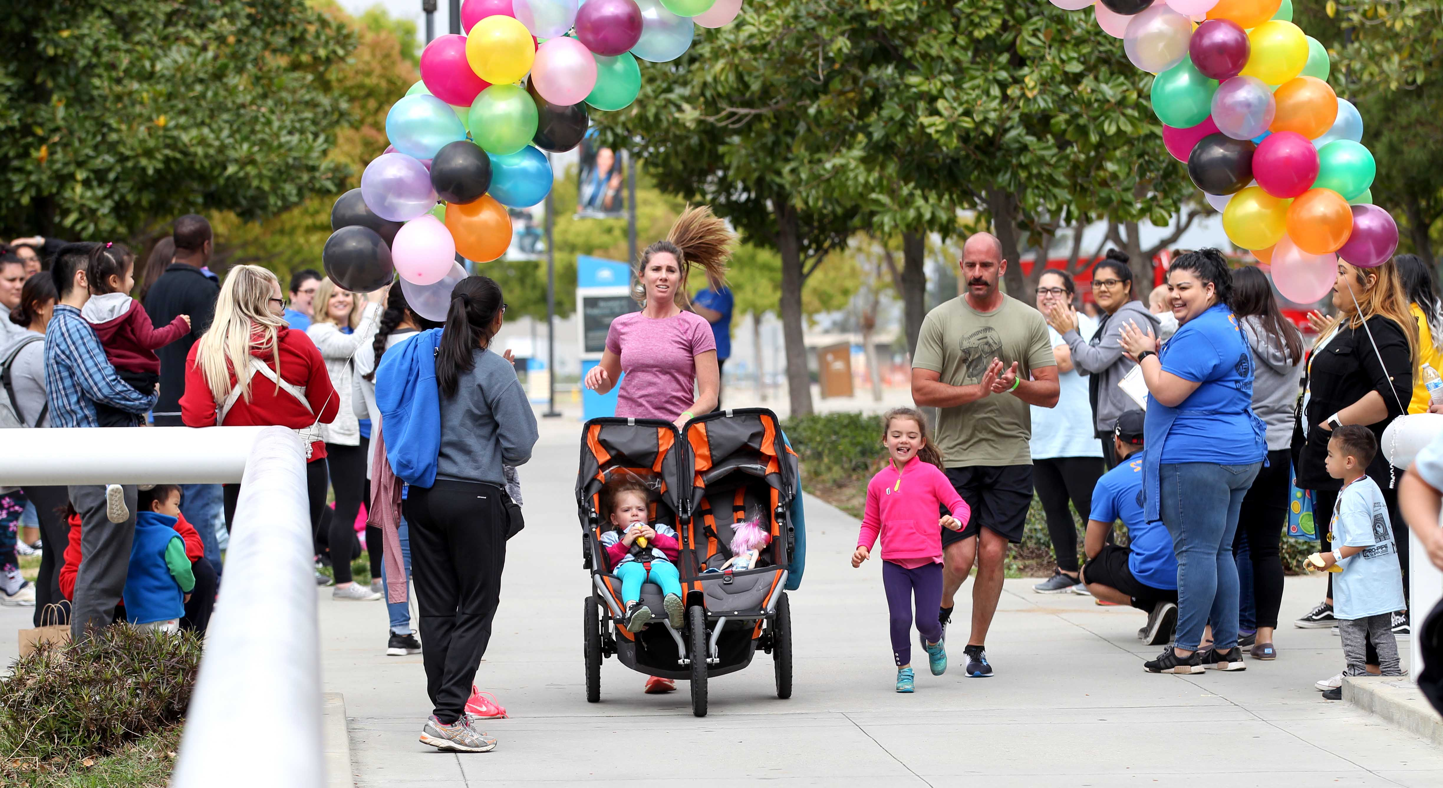 Proceeds from the event provided funding to help student parents continue to receive high quality childcare for their children and help the CSUSB Infant and Toddler Lab School raise money to support a new infant room set to open in the fall.