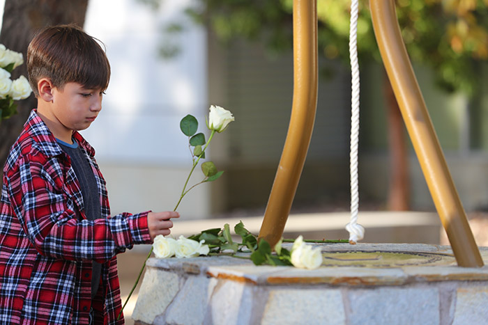 Family, friends and colleagues joined Cal State San Bernardino faculty, staff and students on Dec. 2 for A Day of Remembrance