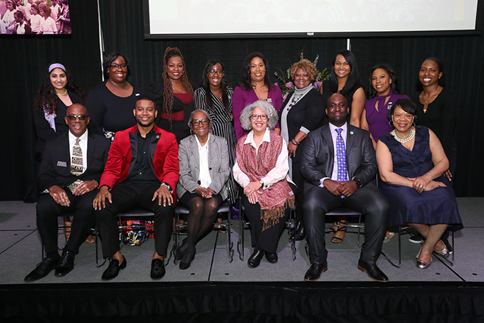 Cal State San Bernardino Black Faculty, Staff and Student Association (BFSSA) held its Eighth Annual Pioneer Breakfast on Feb. 28