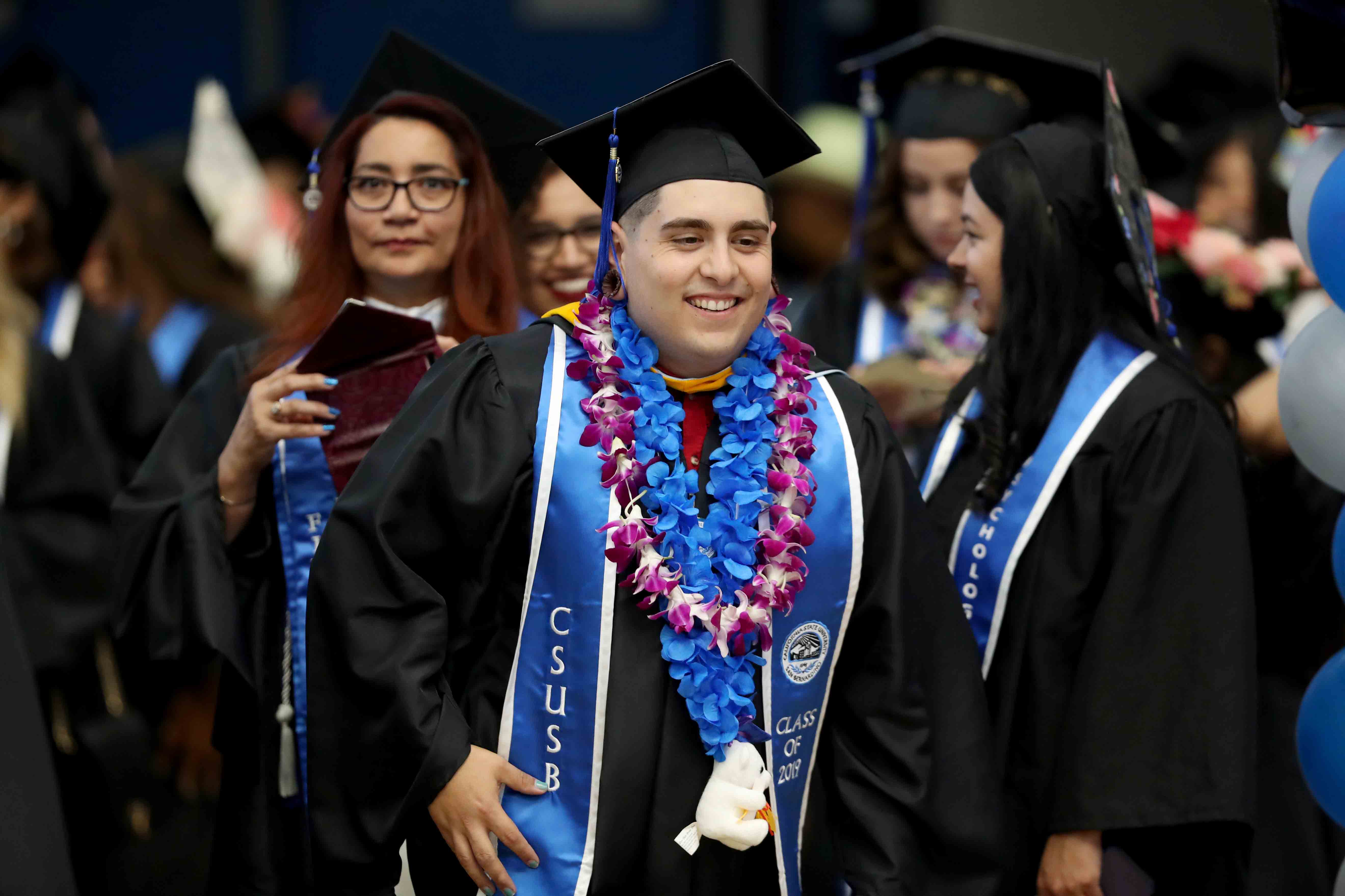 Nearly 400 graduating Latino students were recognized for their accomplishments during the 20th annual Latino Recognition Ceremony