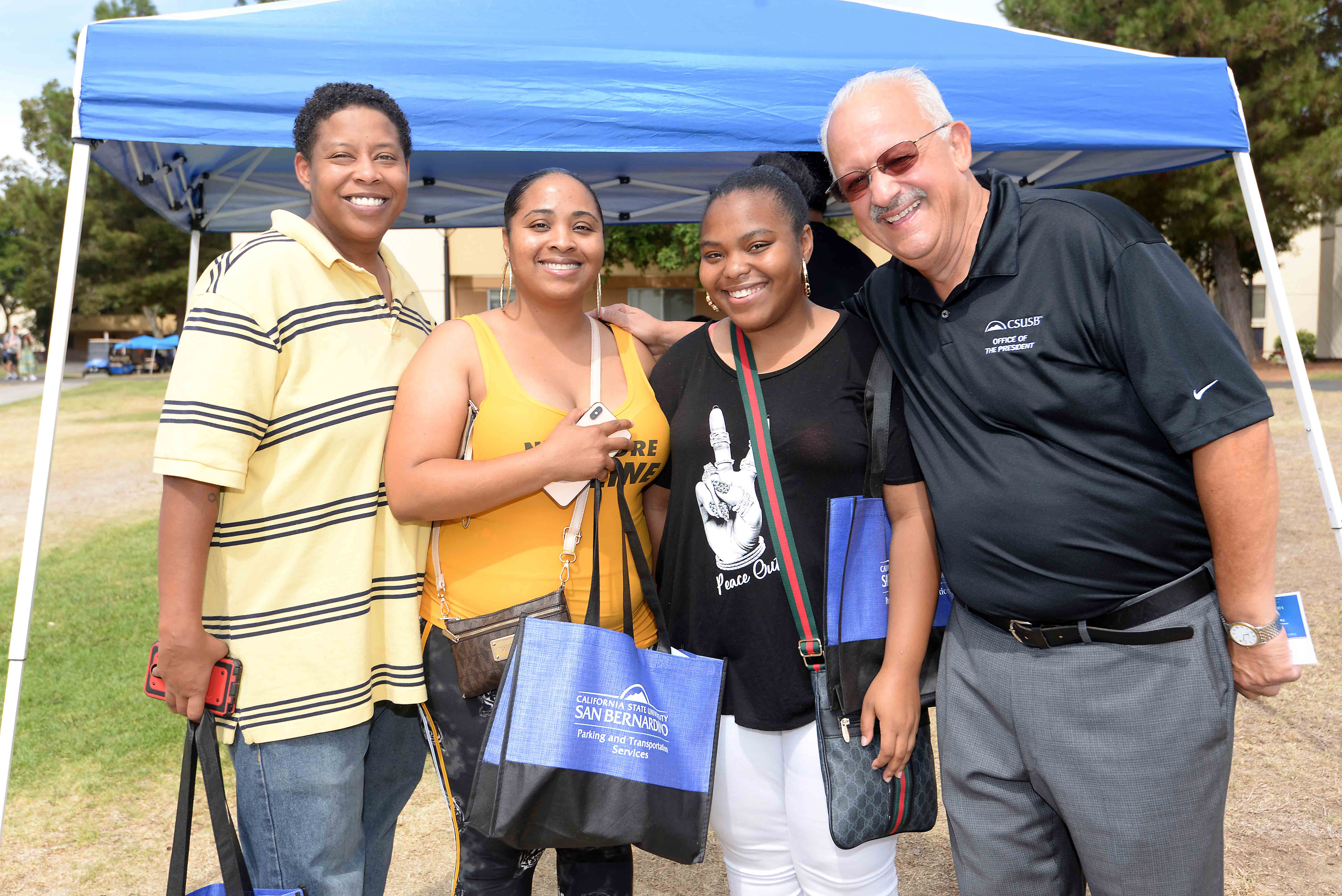 Move-in Day on Sept. 15 heralded the start of the 2019-20 academic year.