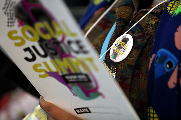 The Social Justice Summit at CSUS was on Feb. 7