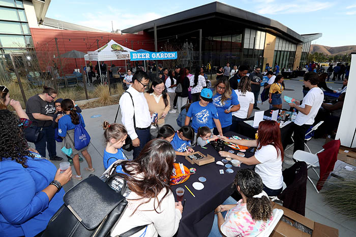 Homecoming, one of Cal State San Bernardino's most anticipated fall events, proved to be a huge success as about 2,500 students, alumni, faculty, staff and members of the community came to campus on Saturday, Oct. 19