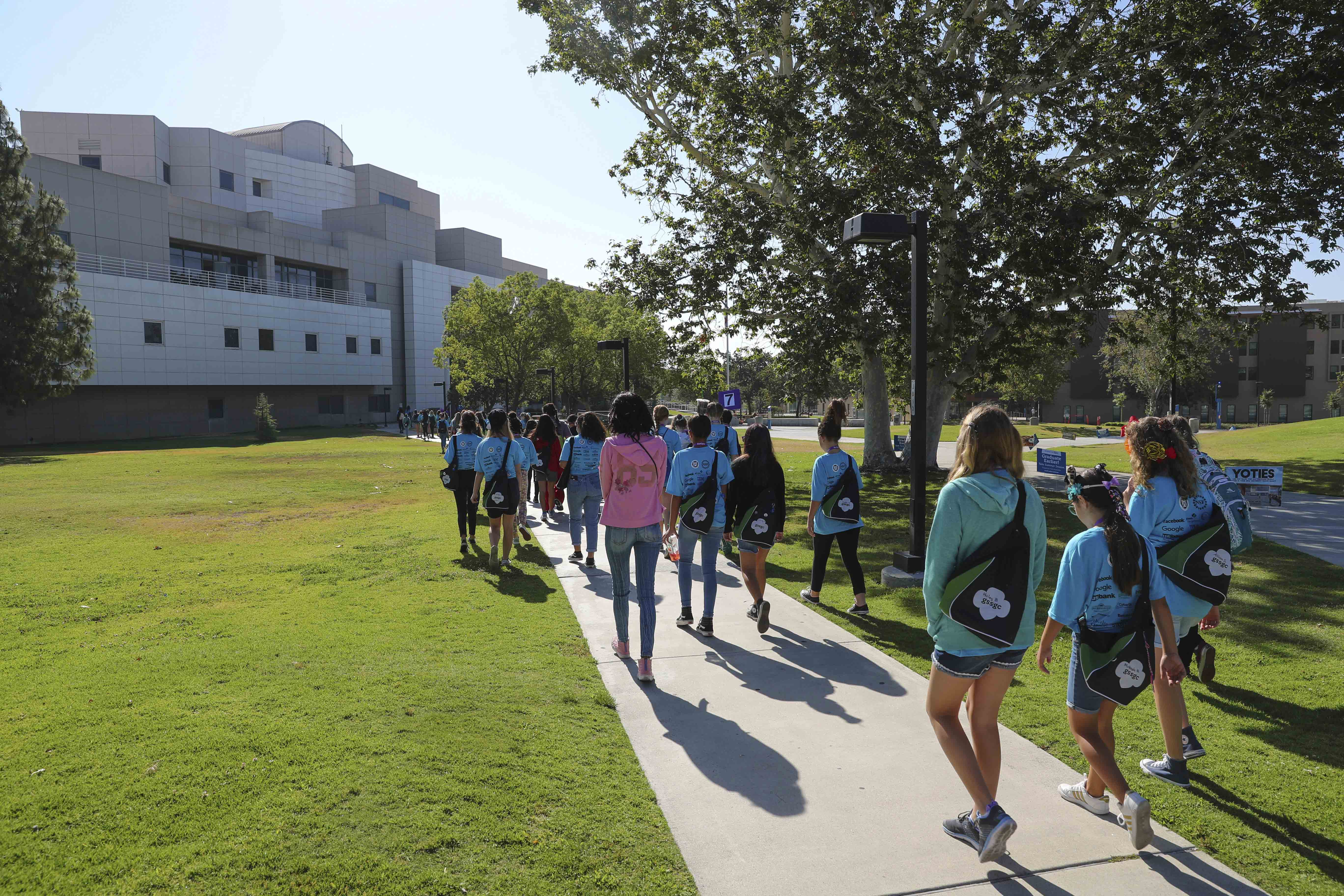 This year, Girl Scouts of San Gorgonio Council recruited 250 girls, specifically partnering with underserved schools in the community, for GenCyber camp.