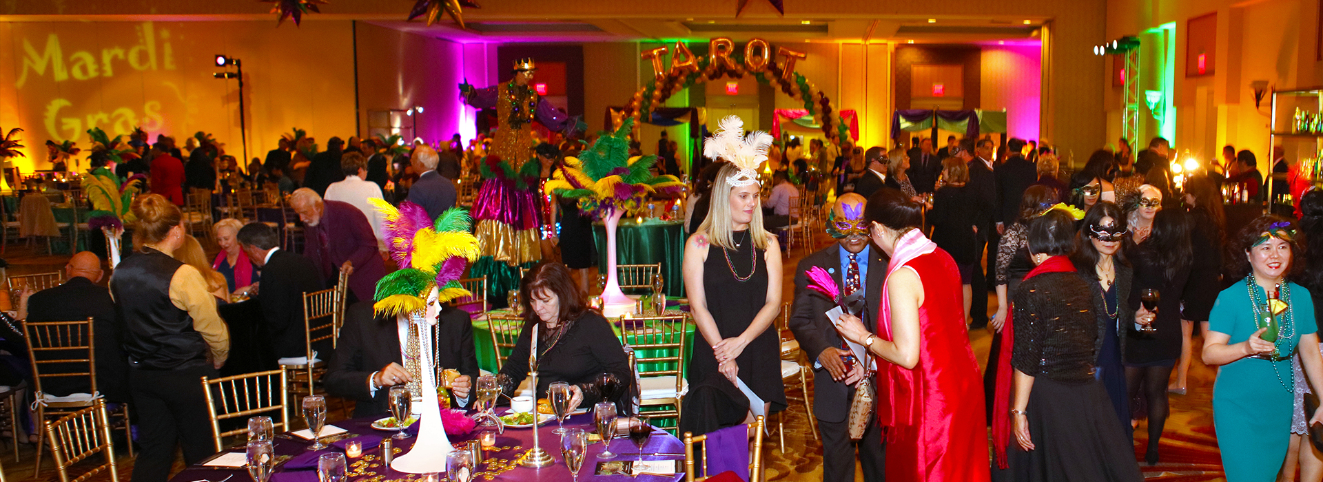 CSUSB Palm Desert Campus to host Mardi Gras-style fundraiser for hospitality management program
