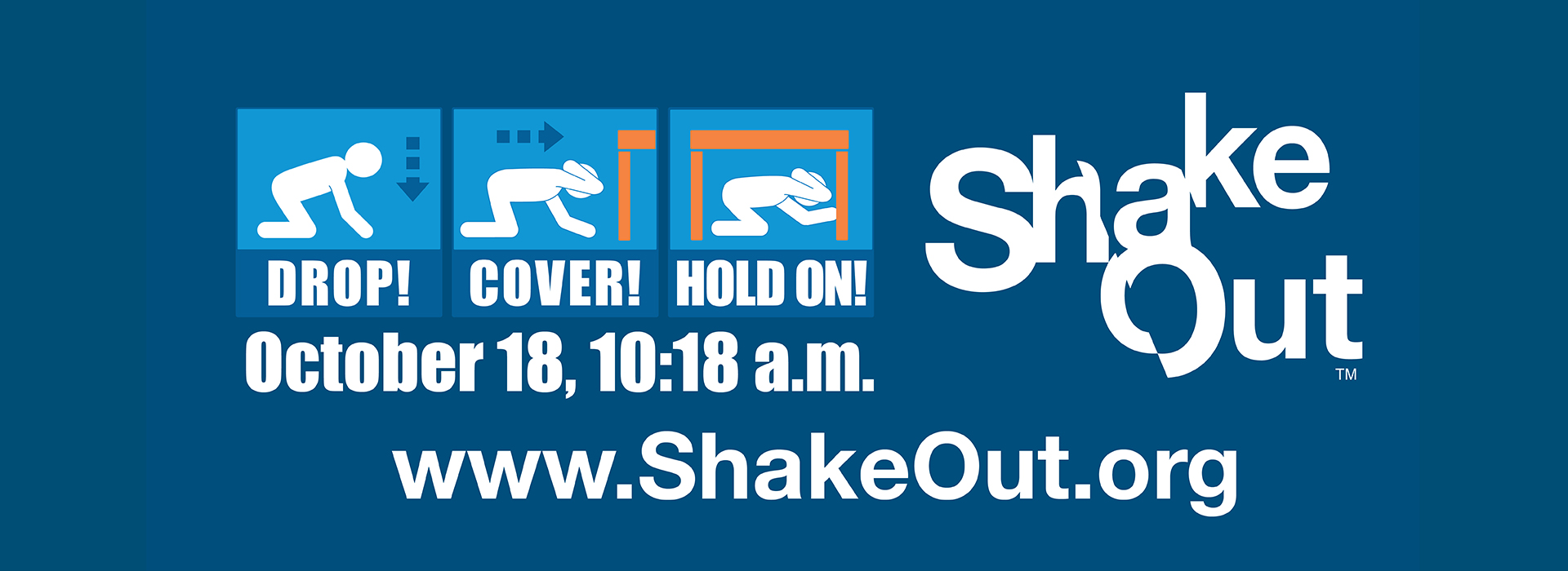CSUSB to participate in Great ShakeOut earthquake drill set for Oct. 18