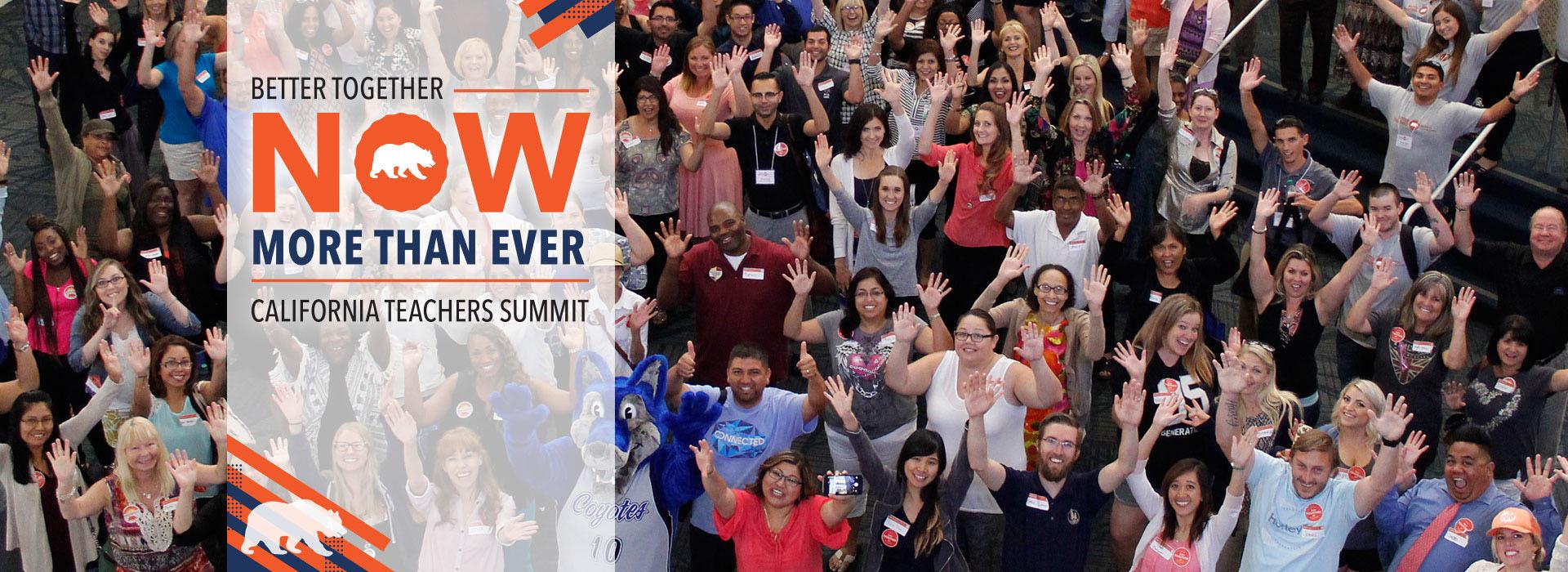 Jill Biden to keynote Third Annual Better Together: California Teachers Summit