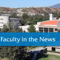 faculty in the news banner