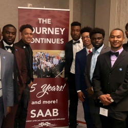 CSUSB Student African American Brotherhood Chapter